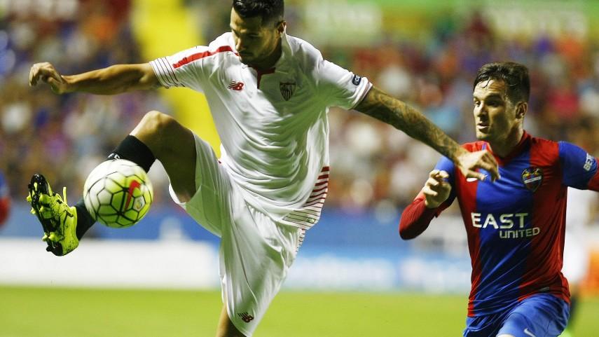 La victoria se resiste para Levante y Sevilla