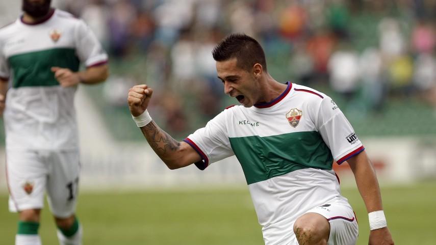 Sergio León vale seis puntos