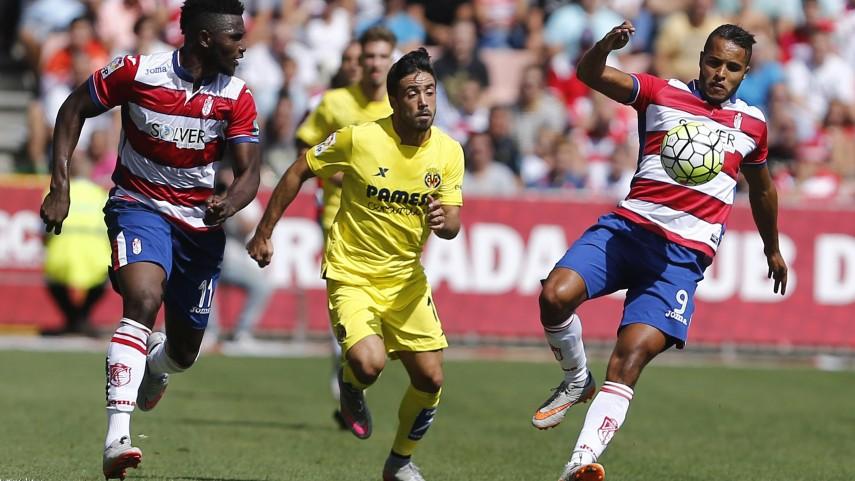 La picardía del Villarreal le da el triunfo ante el Granada CF
