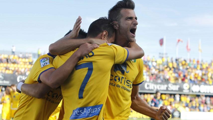 Osasuna y Alcorcón lideran la clasificación de la Liga Adelante