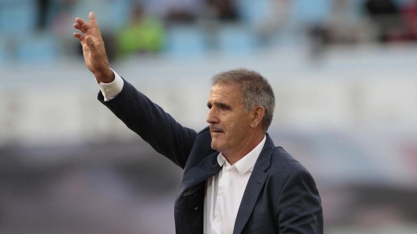 Paco Herrera, nuevo entrenador del R. Valladolid CF