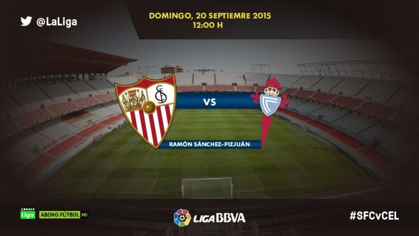 Duelo de fútbol ofensivo en el Sánchez-Pizjuán