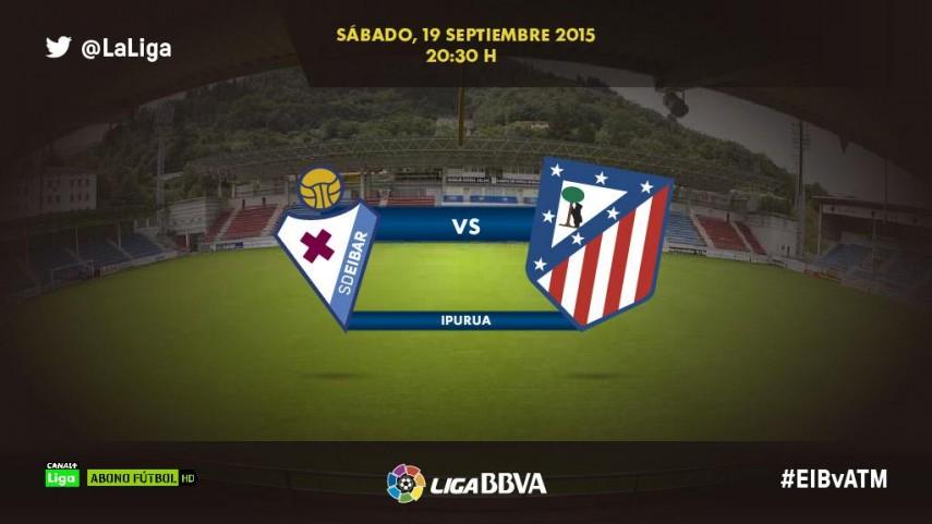Ipurua pone a prueba al Atlético