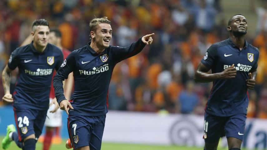 Atlético, Real Madrid y Sevilla arrancan con paso firme en la Champions