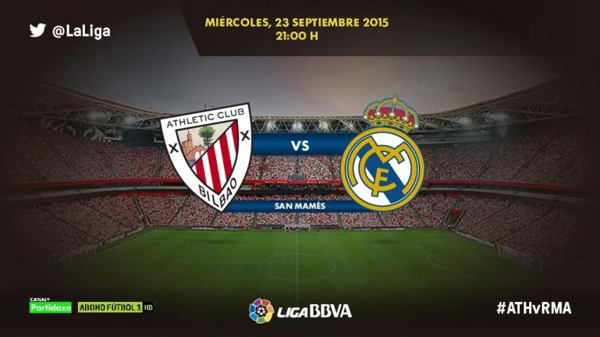 San Mamés se cruza en el buen momento del Real Madrid