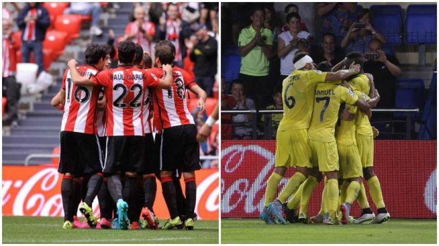 Athletic y Villarreal quieren heredar el trono del Sevilla