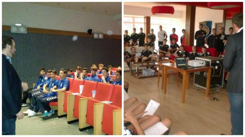LaLiga retoma los talleres de integridad para categorías inferiores
