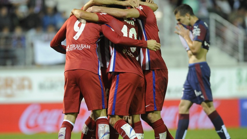 Correa y Torres le dan la victoria al Atlético