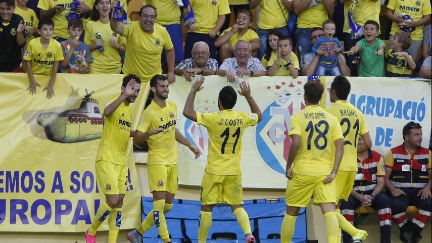 El Villarreal no da opción al Athletic