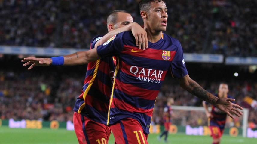 El Barcelona no falla y mantiene el liderato
