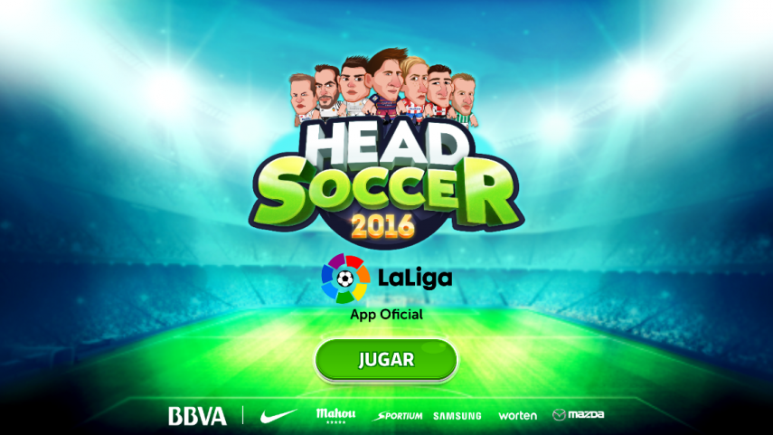 Head Soccer supera ya los 10 millones de descargas