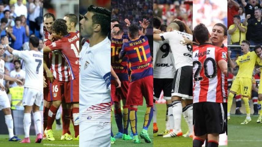 La Liga BBVA lidera el ranking UEFA por países
