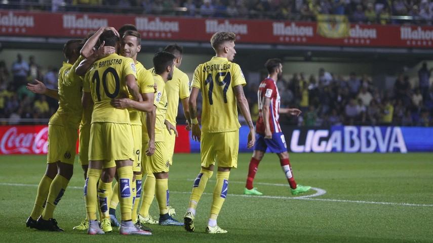 El Villarreal se hace fuerte ante el Atlético