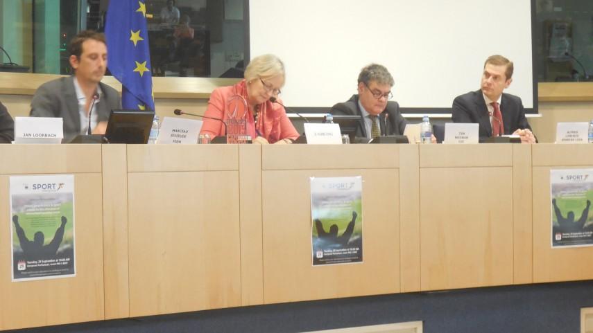 Las iniciativas de Integridad y Seguridad de LaLiga, ejemplo en Europa