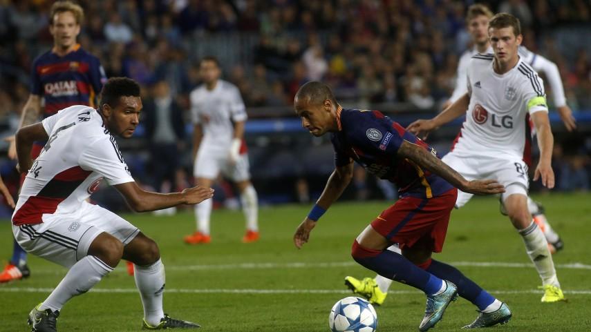 Barcelona y Valencia estrenan triunfo en la Champions