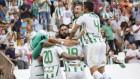 El Córdoba CF, una racha con la portería a cero