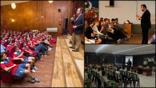 Las categorías inferiores de Albacete, Córdoba y Granada reciben el taller de integridad de LaLiga