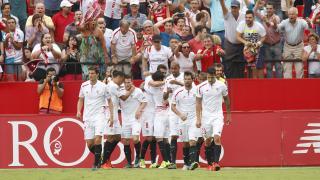 Sevilla sinks FC Barcelona at the Sanchez-Pizjuan