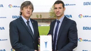 Enrique Martín, mejor técnico de la Liga Adelante en septiembre
