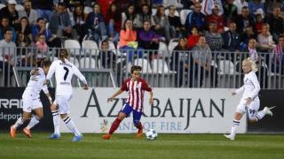 Empate del Barcelona y derrota del Atlético de Madrid en la Champions femenina