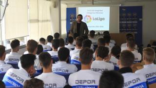 Los talleres de integridad de LaLiga siguen su curso