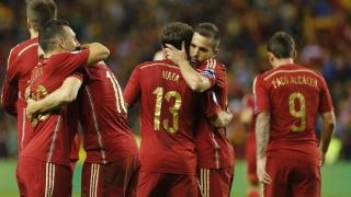España sella el pase a la UEFA EURO 2016