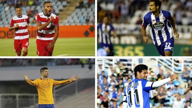 86 jugadores de LaLiga, convocados con sus selecciones absolutas