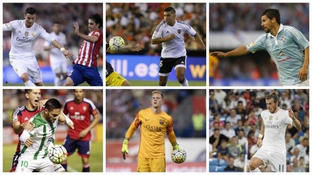28 jugadores de LaLiga lograron su billete para la UEFA EURO 2016