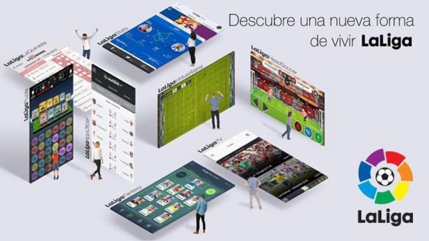 Conoce la room de LaLiga en App Store