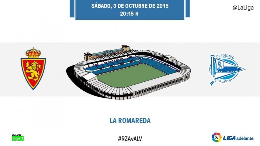 El Zaragoza quiere volver a sentirse como en casa