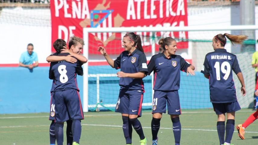 La Primera División femenina, más igualada que nunca