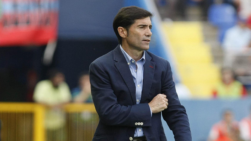 Marcelino deja de ser entrenador del Villarreal CF