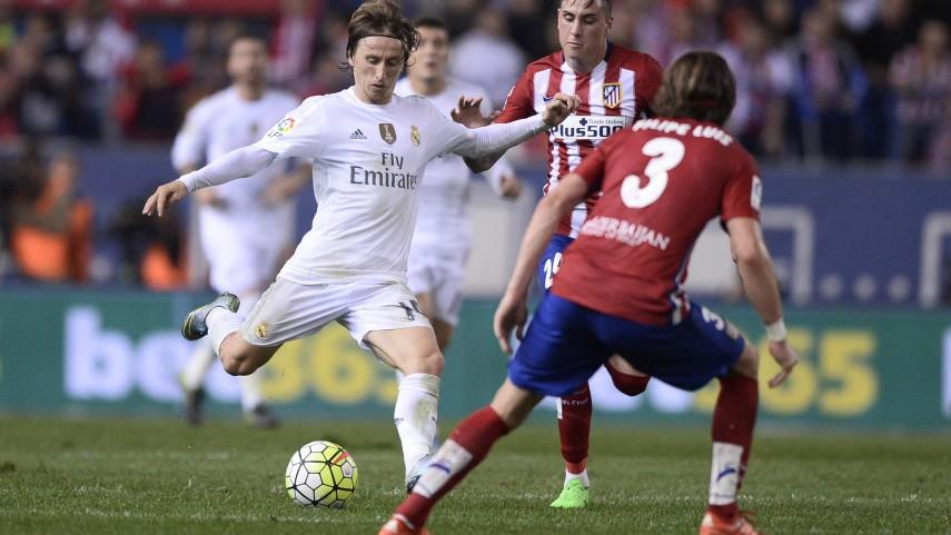 Atlético y Real Madrid firman el empate en un igualado derbi