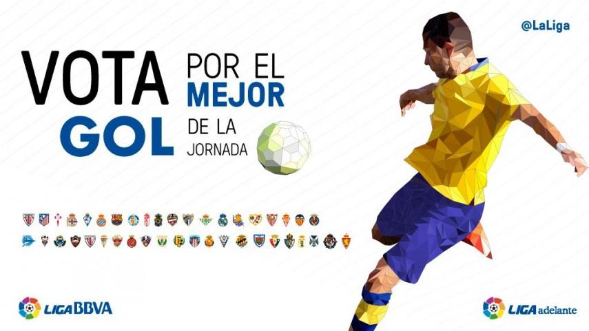 ¿Cuál ha sido el mejor gol de la jornada 7 en LaLiga?