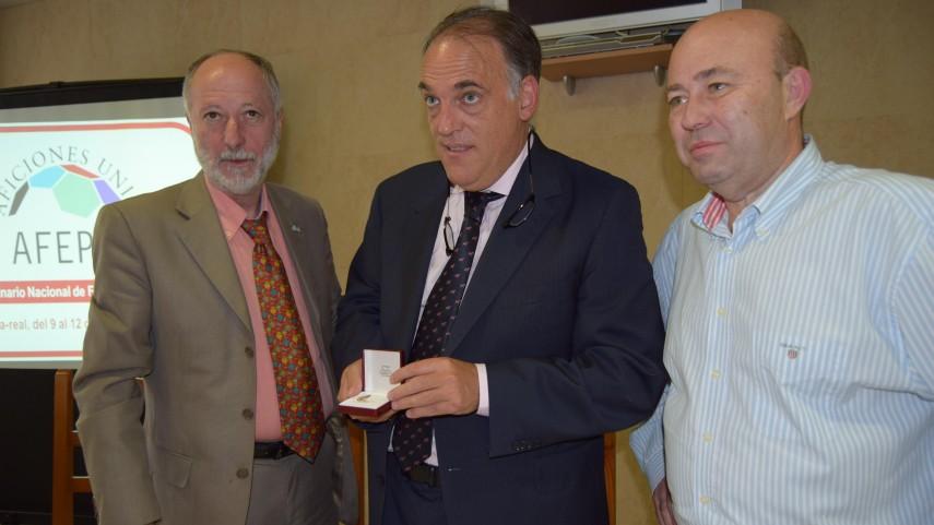 Los aficionados del fútbol español premian a LaLiga