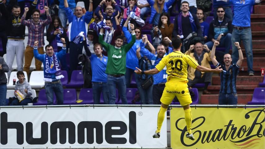 Marca Linares, suma el Real Oviedo