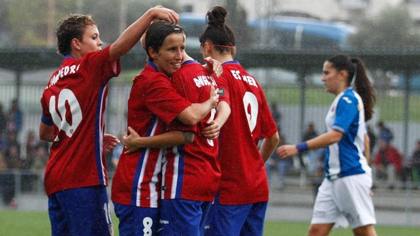 Diez cosas que quizá no sabías del Atlético de Madrid Féminas