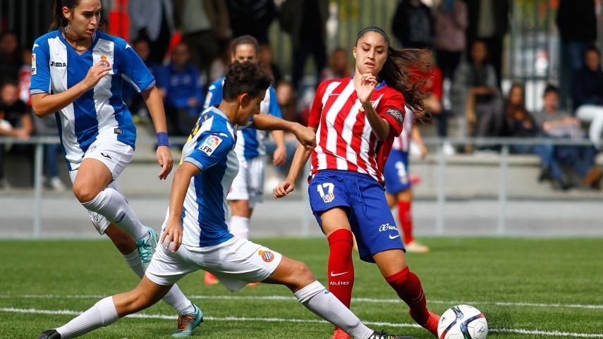 Histórico derbi vasco en la Primera División femenina