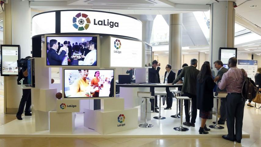 LaLiga, protagonista en Sportel Asia