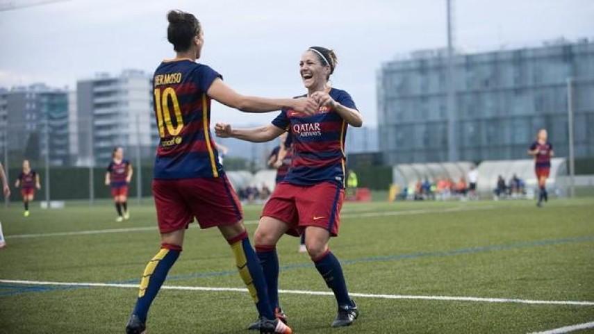 Jenni guía al Barcelona a los octavos de la Champions femenina