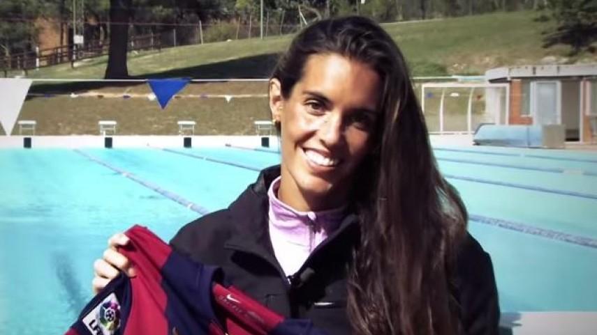 Ona Carbonell, una medallista del FC Barcelona