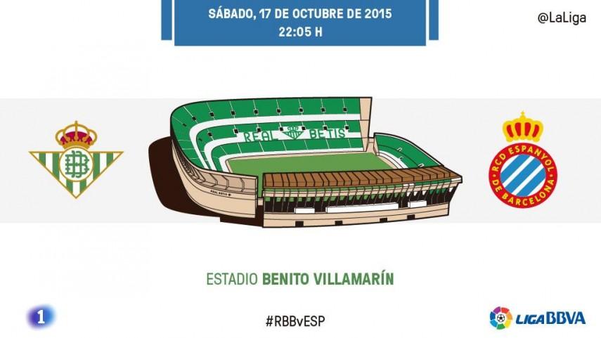 Real Betis y RCD Espanyol empiezan de cero tras el parón