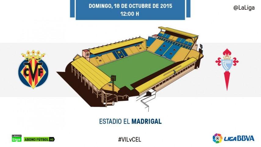 Villarreal - Celta, envite de altura en El Madrigal