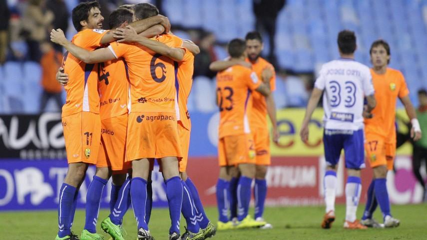 Llagostera y Ponferradina completan los dieciseisavos de la Copa del Rey