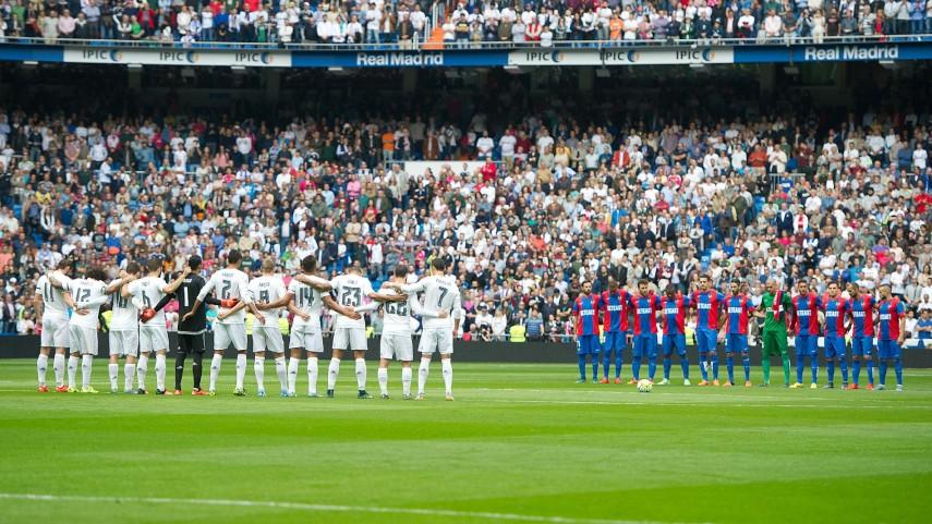 Minuto de silencio en recuerdo a las víctimas de los atentados de París