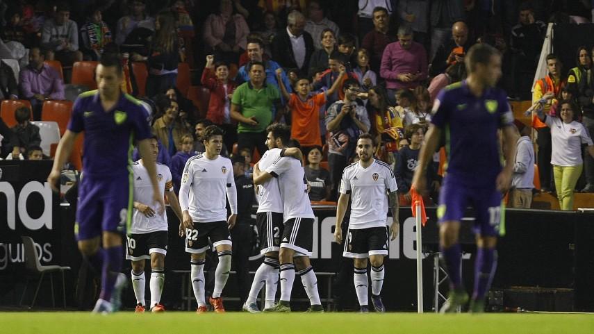 El Valencia no pierde en Mestalla
