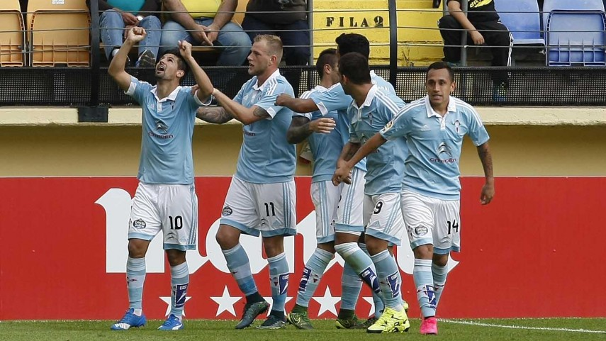 Nolito mantiene al Celta intratable