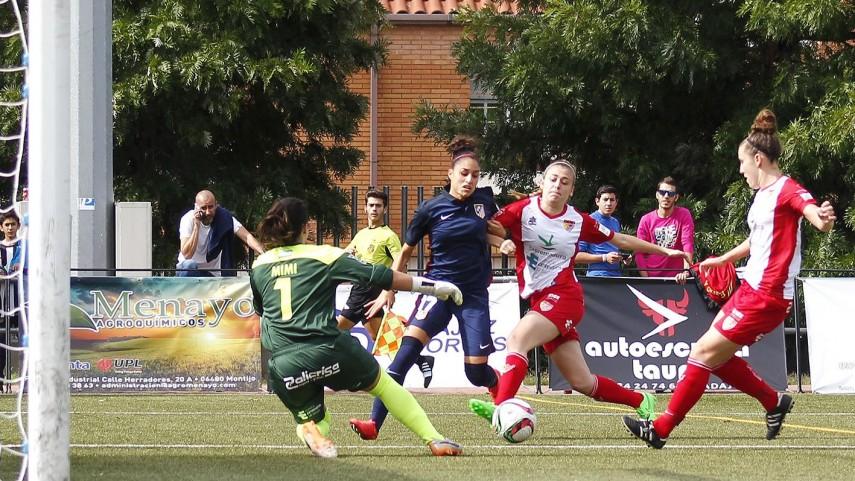 El liderato de Primera División femenina, en un puño