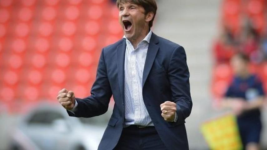 Joan Carrillo, nuevo entrenador de la UD Almería
