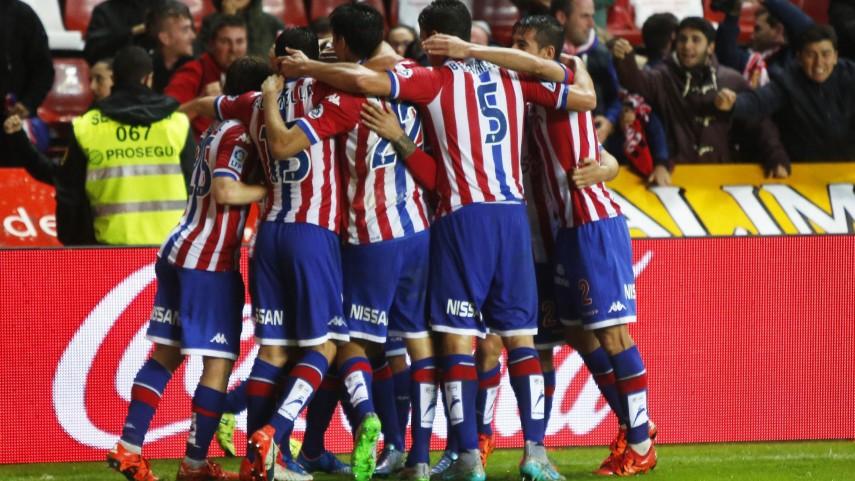 Punto de fe del R. Sporting ante el Granada